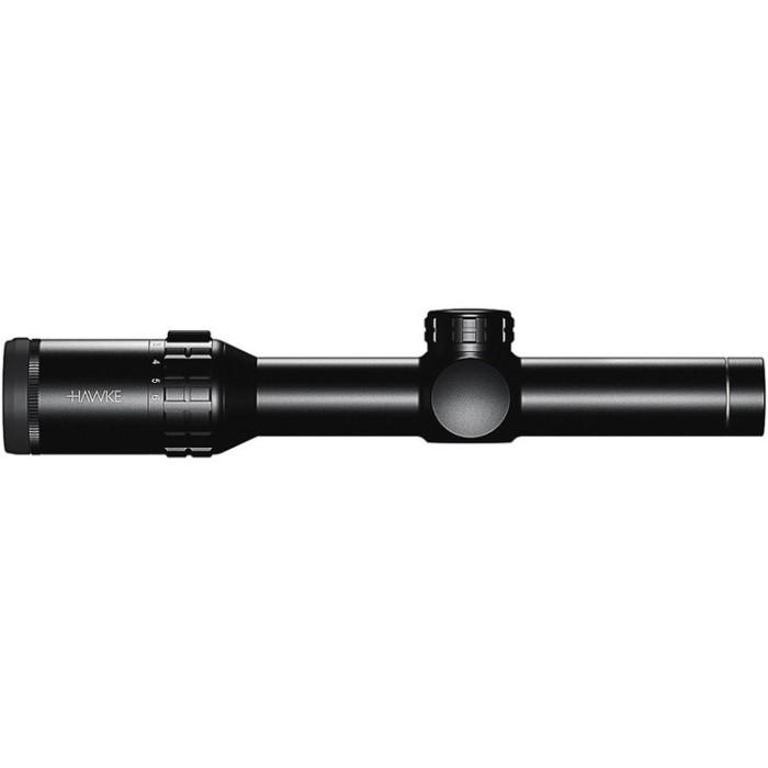 Hawke Frontier 30 1-6×24 SFP Belyst L4A Dot Kikarsikte