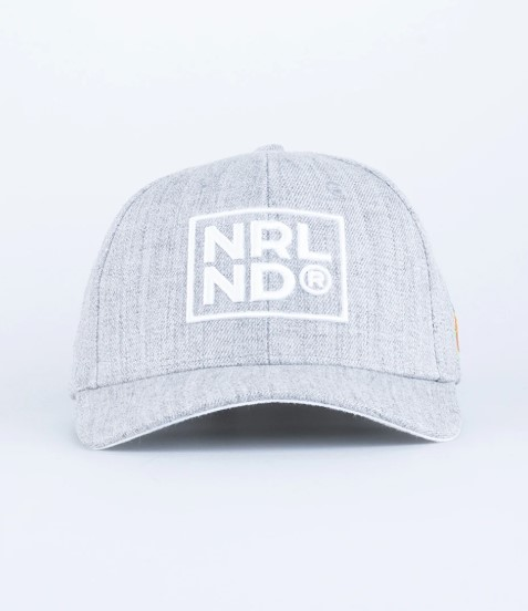 SQRTN NRLND Hooked Cap Grey