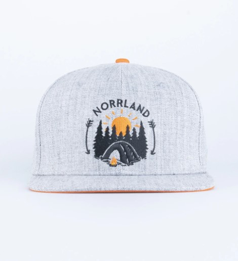 SQRTN Sunrise Cap Grey