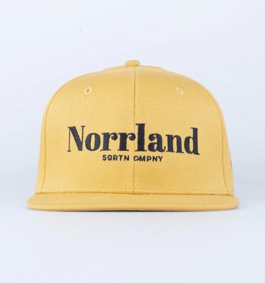 SQRTN Landscape Cap Mustard