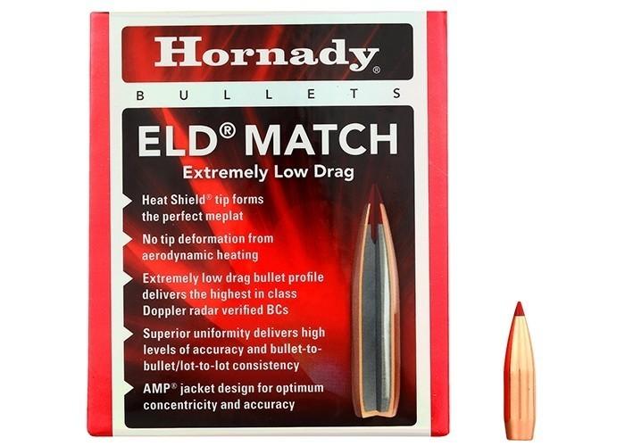 Hornady Kula .22 47g ELD-Match