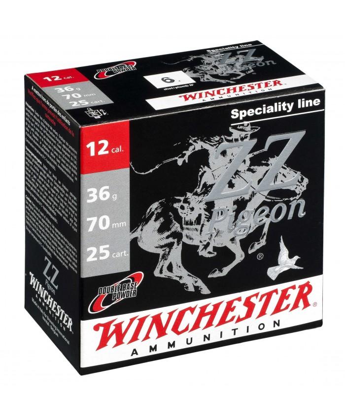 Winchester ZZ Pigeon US4 36g 12/70