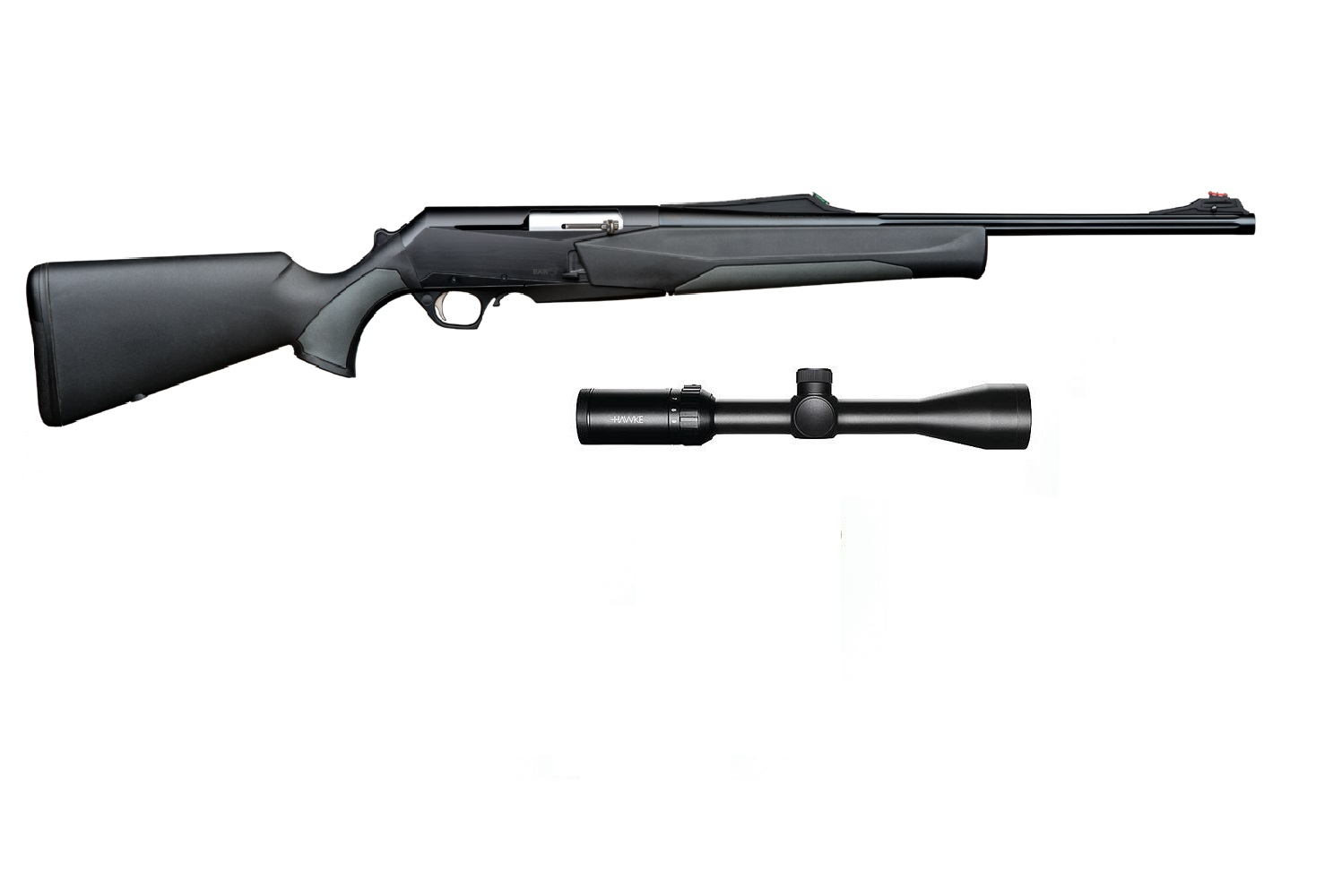 Browning Bar MK3 Fluted Composite Paket