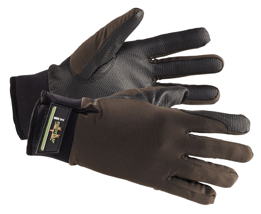 Swedteam Grip Green M Handske