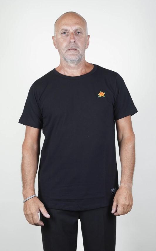SQRTN CB T-shirt Black