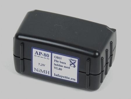 Lafayette Batteri 800mAh NiMH