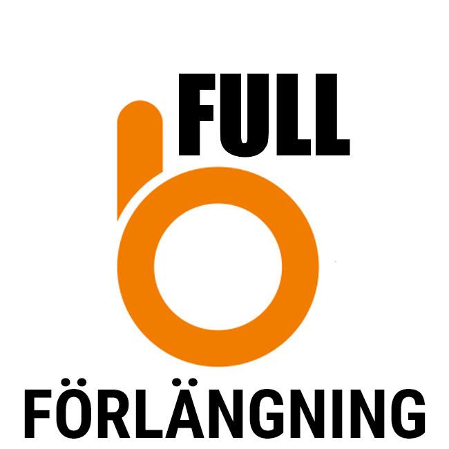 Licens B-Bark FULL – Förlängning