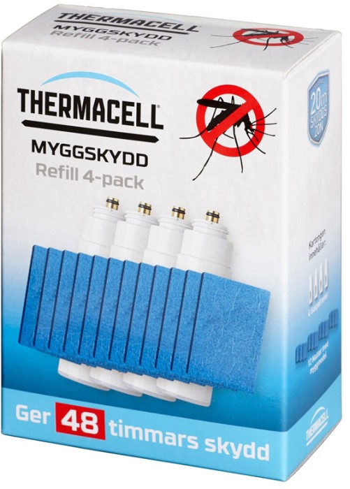 Thermacell Refill 4-pack (48h)