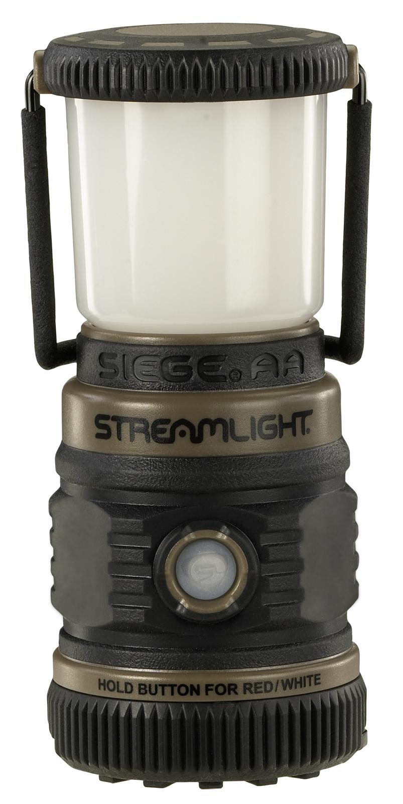 Streamlight The Siege Coyote AA