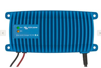 Blue Smart IP67 12V batteriladdare med bluetooth från Victron Energy