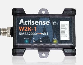 W2K-1 NMEA2000-WiFi från Actisense