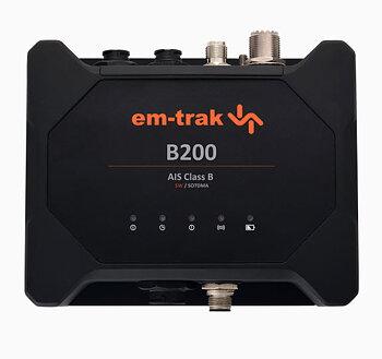 B200 Class B+ Transponder från Em-Trak
