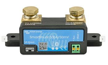 Victron Energy Smart Battery Shunt - kontrollera din batteribank i din Smartphone