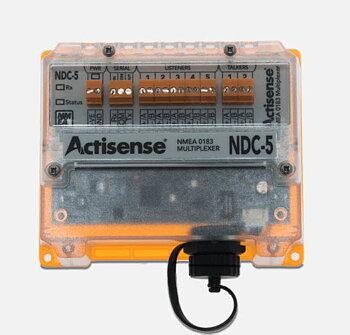 NDC-5 Multiplexer  från Actisense