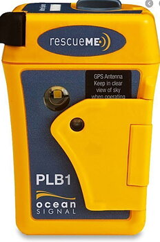 RescueME PLB1 Från Ocean Signal