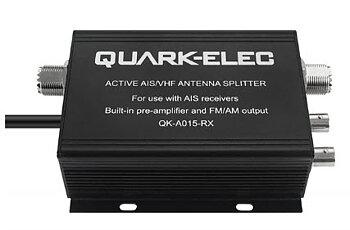 QK-A015-RX Active splitter för AIS-mottagare