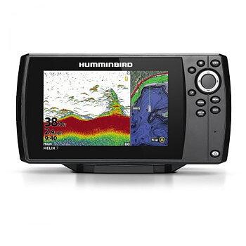 Helix 7 CHIRP DS GPS G3 Plotter och Ekolod från Humminbird