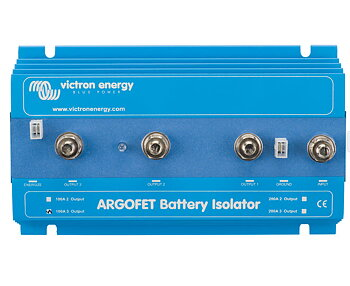 ArgoFET - 100A Batteriisolator
