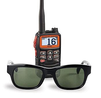 Standard Horizon HX40E-ultrakompakt VHF