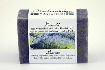 Naturtvål Lavendel