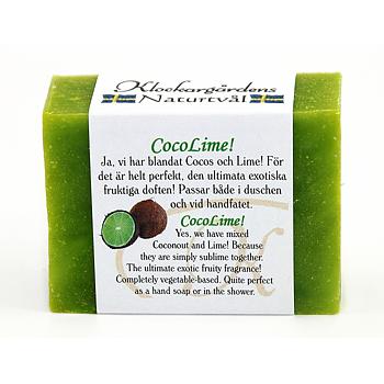 Naturtvål Coco Lime