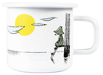 Moomin enamel mug 3,7 dl - Originals - Daydreaming
