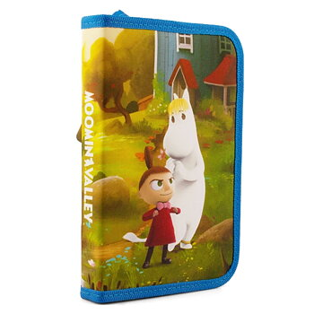 Moomin filled single decker , Moomin Valley