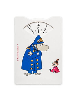 Moomin time disc - Police