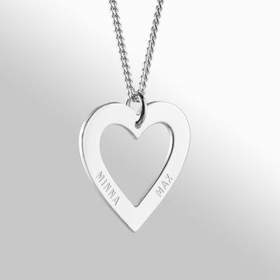 Hjärtram LOVE