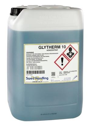 Glytherm 10 frostskydd för Sol-Kyl-Värmesystem 25L