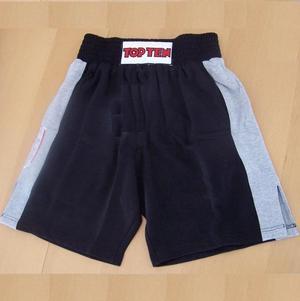 Topten Sport shorts, Svart/Grå