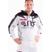 Topten ITF Peaks Taekwon-Do Hood,  Vit/Svart