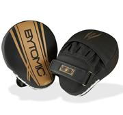 Bytomic Axis V2 Focus Mitts Black/Gold (Pair)