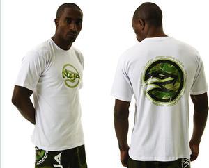 NAJA T-shirt Vit