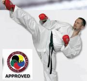 WKF Hayashi Kumite Karate Gi Vit