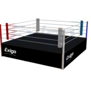 Exigo Competitionring with 30-90 cm podium