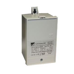 Transformator likriktad 12VDC 2A