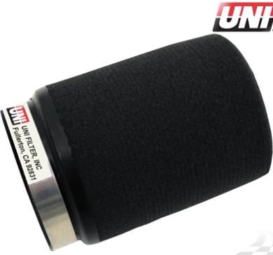 Luftfilter UNI 70 mm ATV - Snöskoter Grov 230456