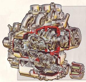 RESERVDELAR Honda GL1100 1980-83