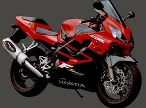 Marving Ljuddämpare Alu Honda CBR600F 2001- (EUALH22)