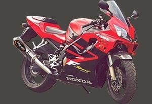 Marving Ljuddämpare Honda CBR600F 1991- (EUALH7)