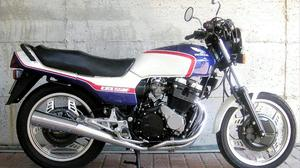 Marving Avgassystem Master 4-1 Honda CBX550F 1982-88 (H3310BC)