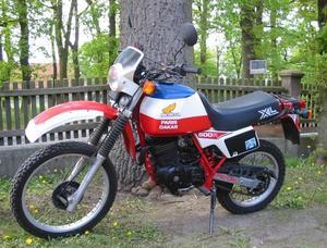 Marving Ljuddämpare Honda XL500R 1981- (EDR3V)