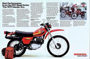 Marving Ljuddämpare Honda XL500S 1979-80  (EDR2V)