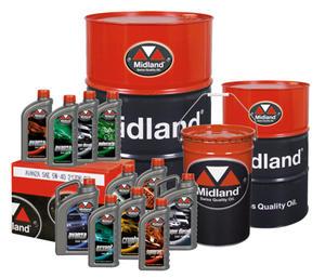 Midland  High Performance 80W-90 Växellåds och Kardanolja 1 liter
