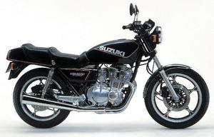 Sito Ljuddämpare Suzuki GSX400F (1262)