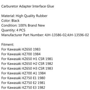 Insugsgummi Kawasaki KZ650-KZ750 (16065-1132)