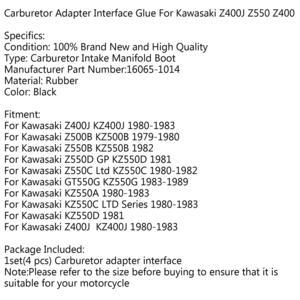 Insugsgummi Kawasaki Z400J-Z500-GT550 (16065-1014) 224100