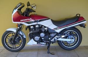 Marving Avgassystem 4-1 Superdurance Honda CBX750F 1984-  (H7049NC)