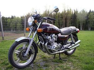 RESERVDELAR Honda CB750KZ/C/F 1979-83 DOHC